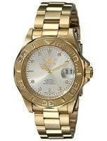 Relógio Invicta Pro Driver Dial automático ouro INV9010/9010 masculino