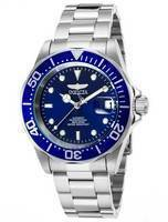Invicta Pro Driver Automatic Blue Dial 9094 Men's Watch