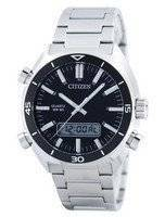Citizen Quartz Alarm Analog Digital JM5460-51E Men's Watch