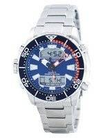 Citizen Aqualand Promaster Diver's 200M Analog Digital JP1099-81L Men's Watch