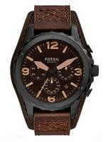 Fossil Nate Chronograph Quartz 100M JR1511 Men's Watch
