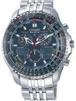 Citizen Promaster Eco-Drive Navihawk Titanium JR3034-59E JR3034 Pilot's Watch