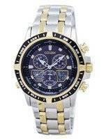 Citizen Eco-Drive Sailhawk Chronograph Analog Digital JR4054-56E Men's Watch