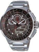 Citizen Promaster EcoDrive Titanium 1/1000 JW0071-58E