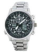 Citizen Promaster Sky Pilot Titanium Eco-Drive Radio Controlled World Time JY8020-52E Men's Watch