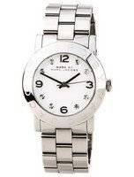 Marc By Marc Jacobs Amy White Dial MBM3054 Women's Watch
