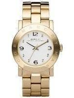 Marc By Marc Jacobs Amy White Dial MBM3056 Women's Watch