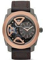 Fossil Mechanical Twist Rose Gold-Tone ME1122 Men's Watch