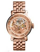 Fossil Original Boyfriend Automatic Skeleton Dial ME3065 Women's Watch
