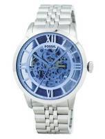 Fossil Townsman Skeleton Dial Automatic ME3073 Men's Watch