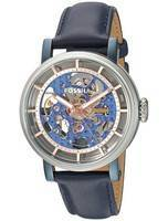 Fossil Original Boyfriend Automatic Skeleton ME3136 Women's Watch