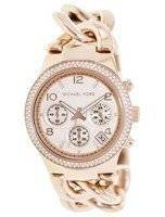 Michael Kors Twist Chain Chronograph MK3247 Women's Watch