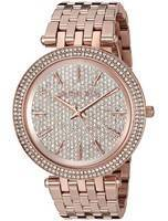 Michael Kors Darci Crystal Pave Quartz MK3439 Women's Watch