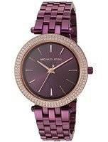 Michael Kors Mini Darci Pave Quartz MK3725 Women's Watch
