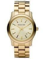 Michael Kors Jet Set Gold Tone MK5160 Women's Watch