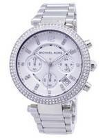 Michael Kors Parker Crystals Chronograph MK5353 Women's Watch