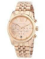 Michael Kors Lexington Chronograph MK5569 Women's Watch