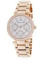 Michael Kors Parker Crystal Bezel MK5616 Women's Watch