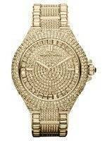 Michael Kors Camille Swarovski Crystal Encrusted MK5720 Women's Watch