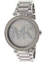 Michael Kors Parker Crystal Pave Dial MK5925 Women's Watch
