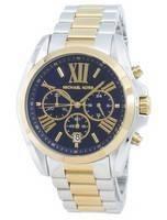 Michael Kors Bradshaw Chronograph Two-Tone MK5976 Women's Watch
