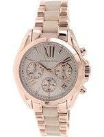 Michael Kors Bradshaw Mini Chronograph MK6066 Women's Watch