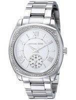 Michael Kors Bryn Silver Dial MK6133 Women's Watch