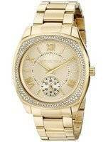 Michael Kors Bryn Gold Dial MK6134 Women's Watch