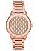 Michael Kors Kinley Quartz Crystal Pave Dial MK6210 Women's Watch