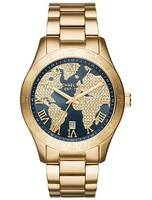 Michael Kors Layton Crystal Pave Quartz MK6243 Women's Watch