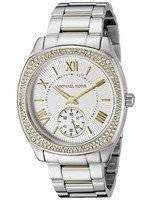 Michael Kors Bryn Two-Tone Crystals Accented MK6277 Women's Watch