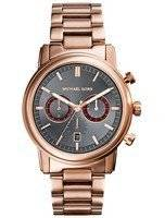 Michael Kors Pennant Rose Gold Chronograph MK8370 Men's Watch