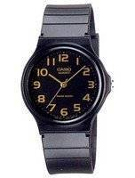 Casio Classic Quartz Black Strap MQ-24-1B2LDF MQ-24-1B2L Men's Watch