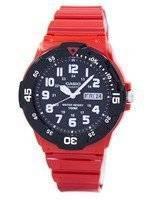 Casio Analog Quartz MRW-200HC-4BVDF MRW200HC-4BVDF Men's Watch