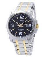 Casio Enticer Analog Quartz MTP-1314SG-1AV MTP1314SG-1AV Men's Watch