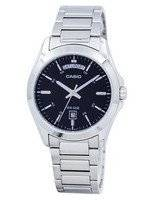 Casio Quartz MTP-1370D-1A1V MTP1370D-1A1V Men's Watch