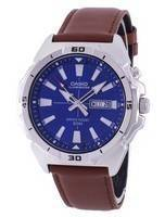 Casio Illuminator Analog Quartz MTP-E203L-2AV MTPE203L-2AV Men's Watch