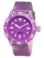 Nautica South Beach Jelly NSR N09606G Men's Watch