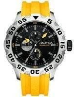 Nautica BFD 100 Multifunction N15566G Men's Watch