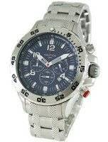 Nautica Men's N19509G NST Chronograph Watch