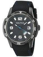 Nautica Quartz Black Dial Date Display NAI13511G Men's Watch