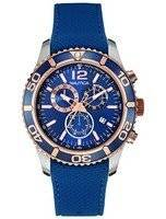 Nautica Quartz Chronograph Tachymeter NAI16502G Men's Watch