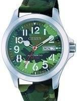 Citizen OXY Military Automatic NH7350-03Y