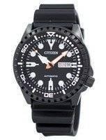 Relógio Citizen automático 100m NH8385-11E masculino