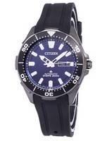 Citizen Promaster Marine Diver's 200M Automatic NY0075-12L Men's Watch