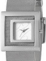 DKNY Contemporary Silver Bracelet Fashion Watch NY4302