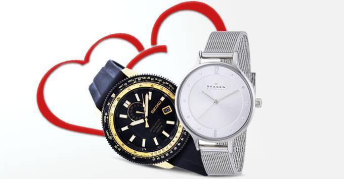 automatic stainless mechanical valentine mens him for steel glass watches wrist products watch business sapphire