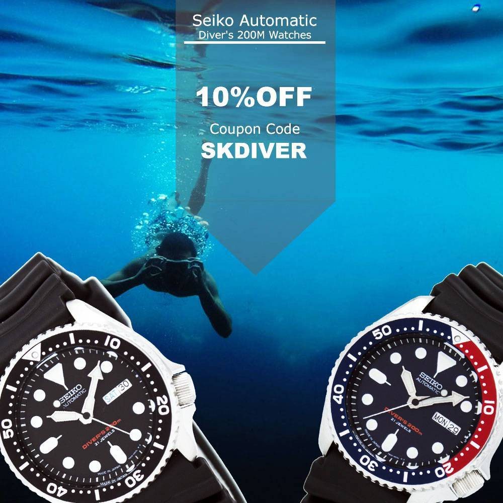 Newsletter Seiko Automatic Skx Series Divers Watches On Sale Skx007k2 200m Black Dial Historic Vintage Or Exquisite These Are Absolute Must Haves For People Who Just Love The Skx007j1 Skx007k1