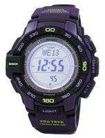 Casio Protrek Tough Solar Triple Sensor PRG-270-6A PRG270-6A Watch