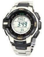Casio Protrek Tough Solar Triple Sensor PRG-270D-7 Men's Watch